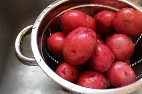 red skin potatoes picture 1