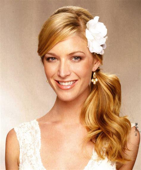 bridesmaid hair picture 3