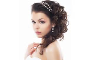 curly hair with side bangs picture 5