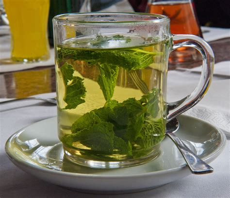 peppermint tea picture 11
