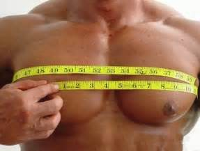 female with huge pecs picture 10