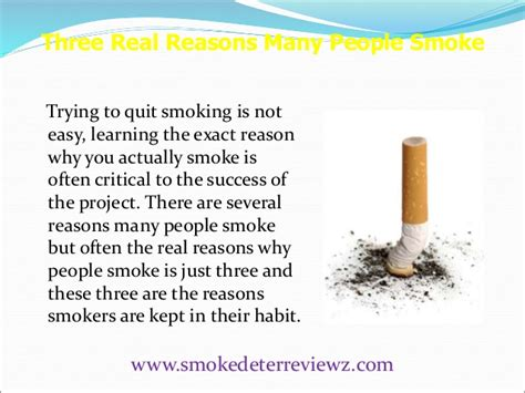 why smoke picture 9