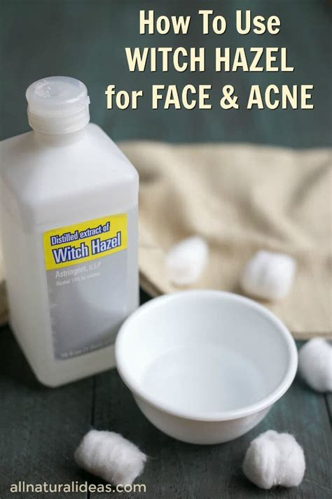 witch hazel is great for acne picture 1