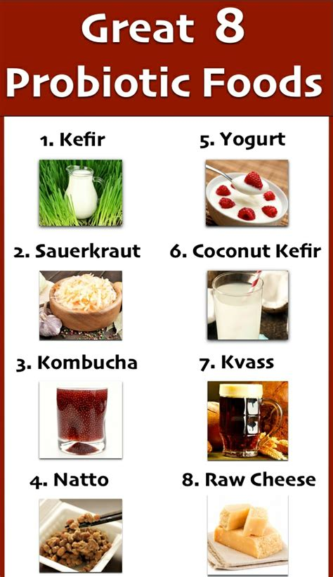 foods that contain probiotics picture 7
