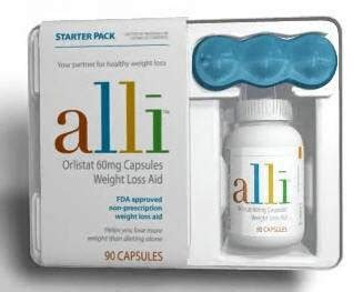 when is the diet pill alli being sold picture 7