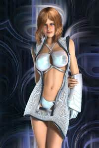 breast morphing horror sci fi picture 1