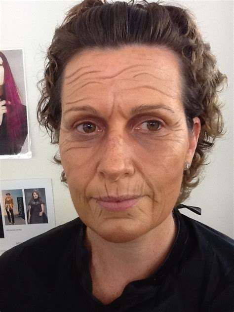 ageing makeup picture 2
