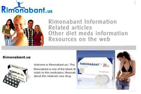 rimonabant diet pill picture 5