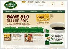 green mountain coffee coupons 2012 picture 1