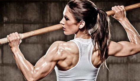 muscle building for women picture 1