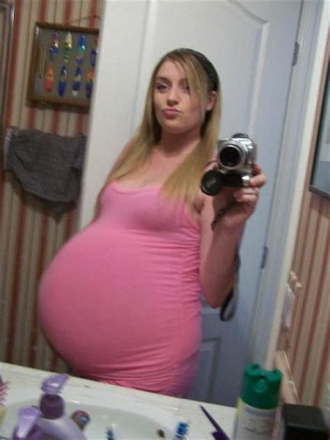 female pregnant belly morphs picture 7