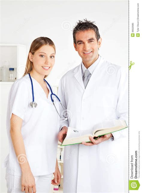 female doctor exmines male picture 2
