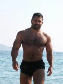 muscle bear hair picture 5