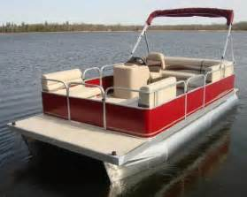 used 16 ft. pontoon boats for sale picture 3