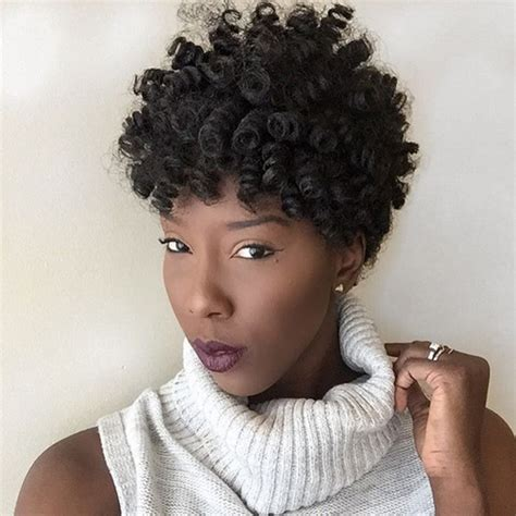 natural black hair cuts for african americans picture 2