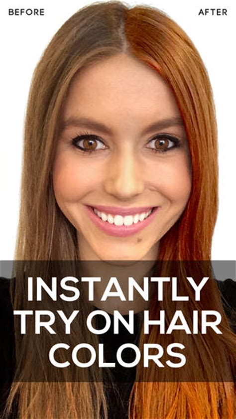 free hair color simulator picture 14