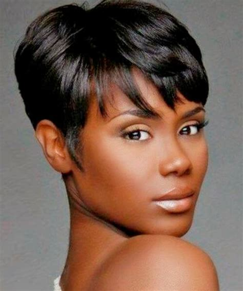 African american short hair styles picture 1