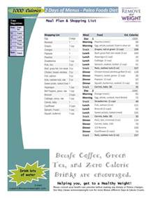 1000 calorie a day diet picture 6