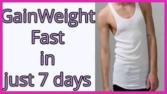 tips how to quickly gain weight picture 3