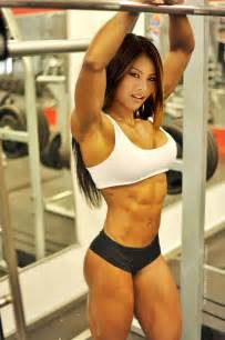 asian muscle women picture 14