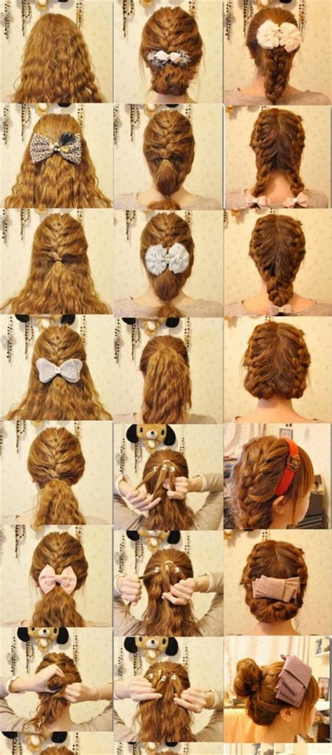 all kinds of hair styles picture 5