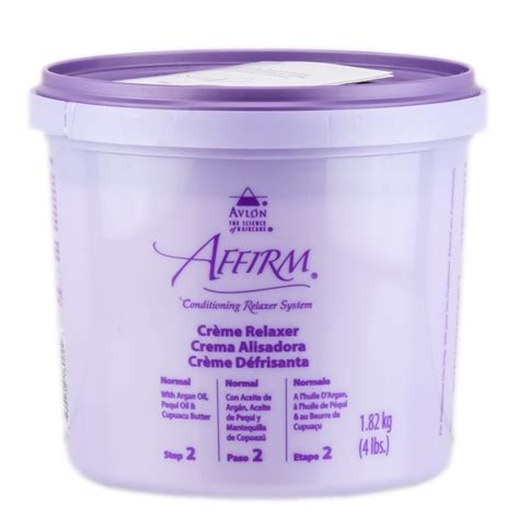 affrim hair relaxer picture 2