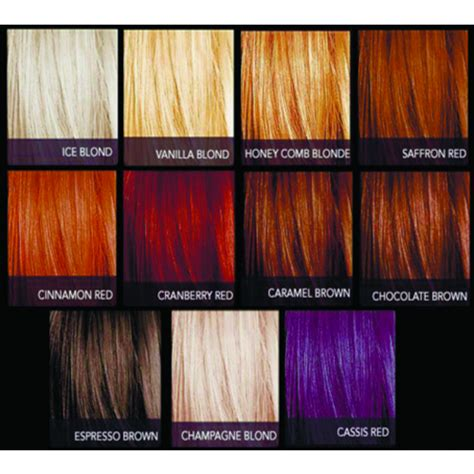cellophane hair color picture 1