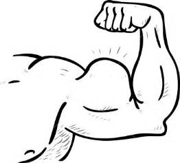 cartoon muscle picture 5