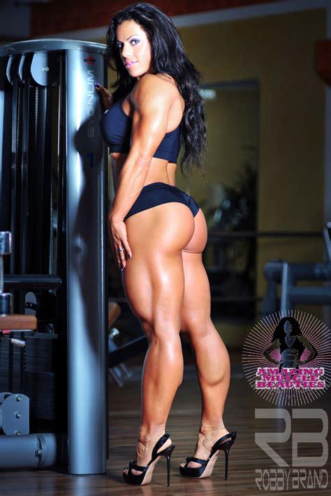 google bodybuilding women legs picture 11