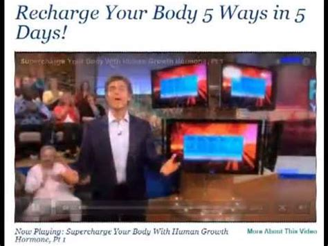 human growth hormone on dr oz picture 2