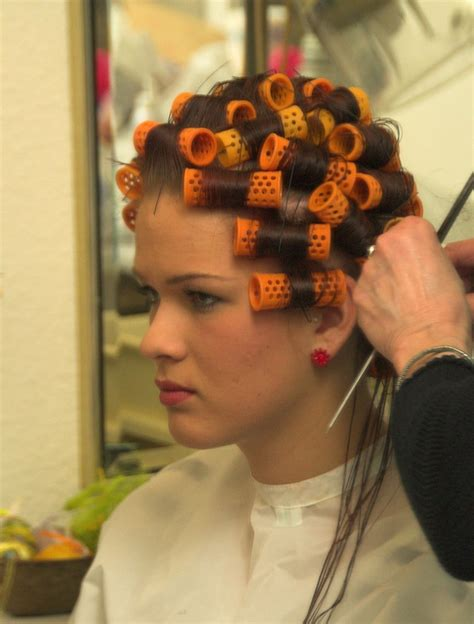 men in hair curlers stories picture 1