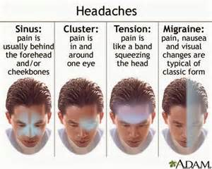 Acne and headache picture 3