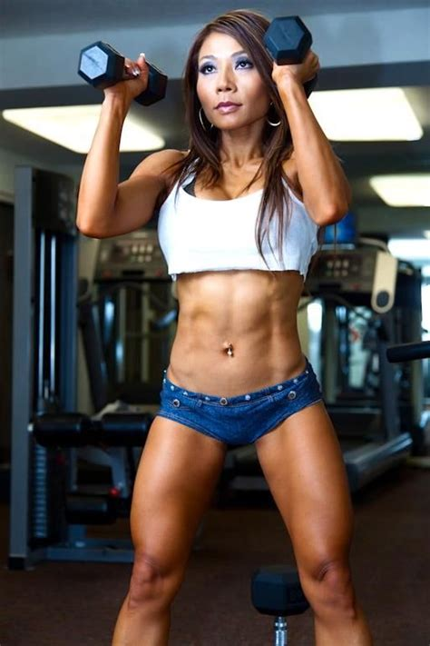 asian muscle women picture 9