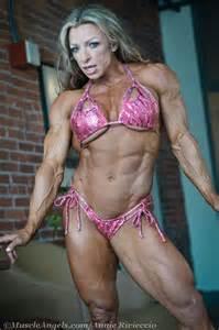tall muscular women 3d picture 3