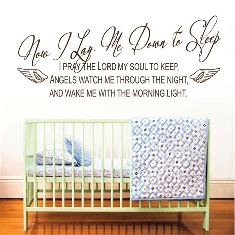 as i lay me down to sleep wall picture 9