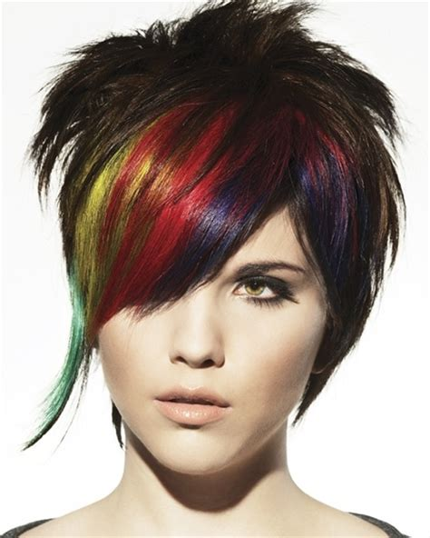 punk hair styles for girls picture 3