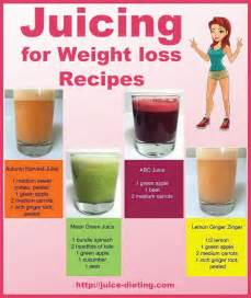 juice for weight loss picture 1