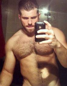 latino muscle bear photo picture 1