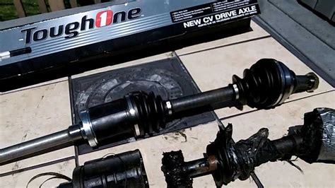 how to change cv joints picture 3