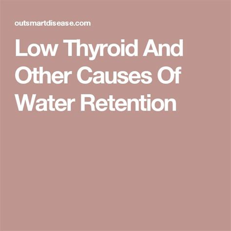 causes for low thyroid picture 13
