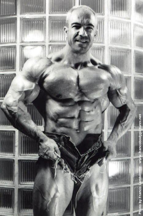 enzo_pileri bodybuilder picture 2