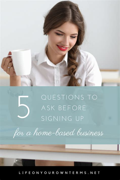 faq of home based business picture 2