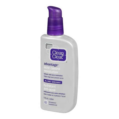 clean and clear advantage acne control moisturizer price picture 7
