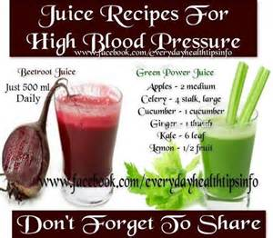 Juicing and blood pressure picture 5