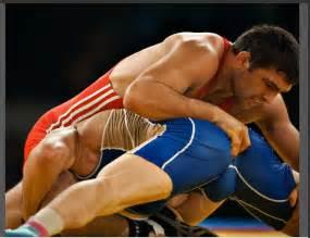 studly men wrestling picture 15