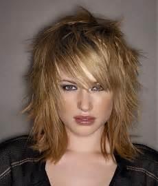 choppy hair cuts picture 1
