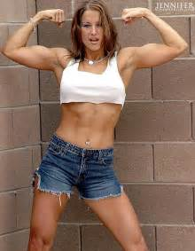 female muscle fitness models picture 7