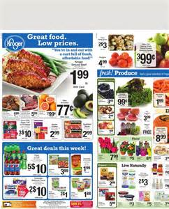 kroger 4 day sale current 4/18/2015 picture 4