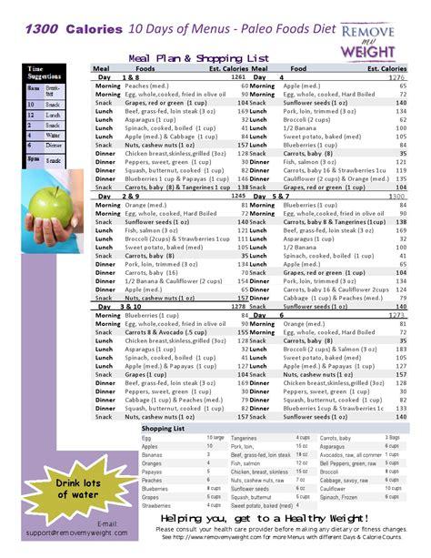 1300 calorie diet plan picture 5