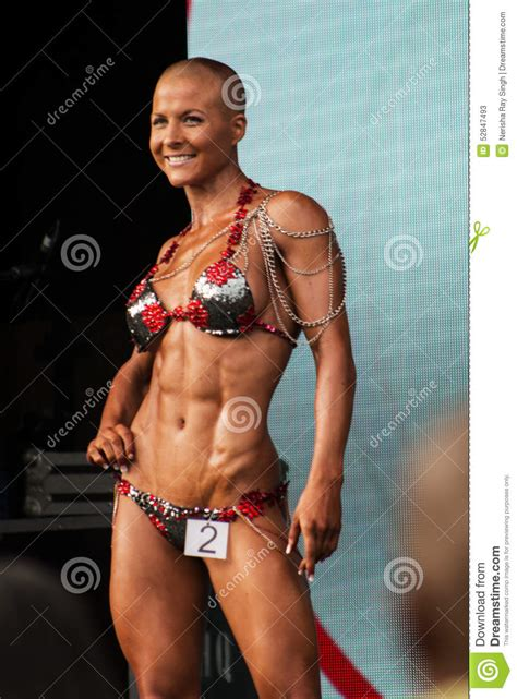 female muscle show picture 6